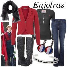 Enjolras from Les Miserables