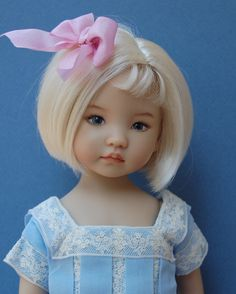 Adorable Diana Effner doll