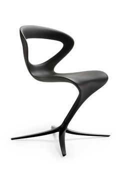 Callita Chair is a chair created by designer Andreas Ostwald for Infiniti. With its unusual and amazing design, Callita is the right place to make your imagination fly. A dynamic and original idea creating a very comfortable shape, with a great personality. Callita features smooth flowing lines, which create a seat that seems to float in space and become an essential part of it. Designed to offer an particularly comfortable seat, Callita is a real tribute to the most imaginative and design.