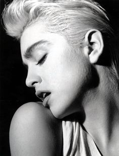 Pud Whacker's Madonna Scrapbook: Oh, James Dean. By Bruce Weber, 1986.