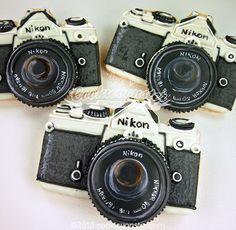 camera cookies - Cookievonster