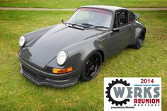 1973 911 RSR - 3.8L Twin Turbo - 6 Speed By Patrick Motorsports Porsche & Mid Engine Performance Specialists