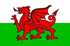 Football Poster-Adhesive Window Print - The Red Dragon, Wales Country Flag x 27 inches) Facts About Wales, Wales Country, Craft Font, Wales Flag, Saint David's Day, Welsh Dragon, Cymru, Flags Of The World, Red Dragon
