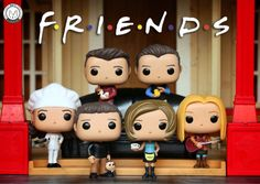 Database - All Funko Vynl. Friends Tv Quotes, Friends Moments, Friends Forever, Happy Friends Day, I Love My Friends, Serie Friends, Friends Tv Show, Friends Set, Pop Figures