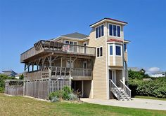Twiddy Outer Banks Vacation Home - March Madness - Duck - Semi-Oceanfront - 5 Bedrooms