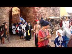 Feira Medieval Silves 2011 - YouTube
