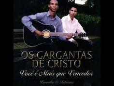 Leandro e Fabiano canta eu nao vou desisti os gargantas de cristo - YouTube