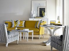 Hickory Chair - Albert Sack Living Room featuring Albert Sofa