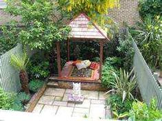 This what I want in the backyard for outdoor meditation