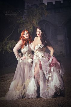 Wild Roses Plus — Rosie Red Corsetry & Couture