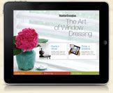 The Art of Window Dressing™: Hunter Douglas Window Treatments