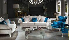 HÜNKAR KOLTUK TAKIMI yüksek kalite ve kusursuz işçiliği ile salonunuzun nadide eseri olacak http://www.yildizmobilya.com.tr/hunkar-salon-takimi-pmu4049  #koltuk #trend #sofa #avangarde #yildizmobilya #furniture #room #home #ev #white #decoration #sehpa #moda http://www.yildizmobilya.com.tr/
