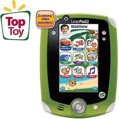 LeapFrog LeapPad2 Explorer Learning Tablet, Green. Last Christmas we returned this piece of junk and just bought a Toshiba Tablet for our then two year old!