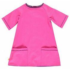 Pink tunika kjole fra Albababy ala Yvonne fra Olsen banden
