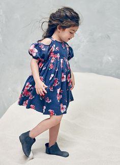 Nellystella Vanessa Dress in Blossom Floral – The Girls @ Los Altos