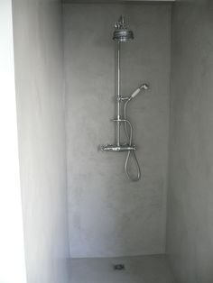 salles de bains douches b ton cir par mercadier on pinterest interior design ikea and. Black Bedroom Furniture Sets. Home Design Ideas