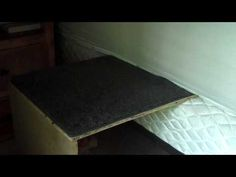 Dog Steps for Bed - Homemade thinking this might be a good solution for Otis our basset mix