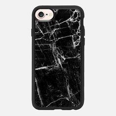 Blk Marble - Classic Grip Case