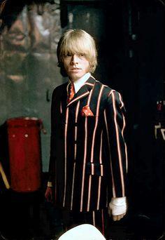 Brian Jones of the Rolling Stones.