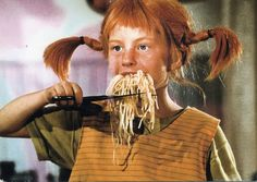 Pippi Långstrump (Longstocking) written by Astrid Lindgren, Sweden Pippi Longstocking Halloween Costume, Laurence Anyways, You're Awesome, The Good Old Days, Powerful Women, Fun To Be One, Childhood Memories, Childhood Friends, Family Memories