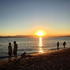 Summer is gone... #fall #love #picoftheday #instapic #Seattle #beach #USA #visitusa #travel #traveling #landscape #landscape_lovers
