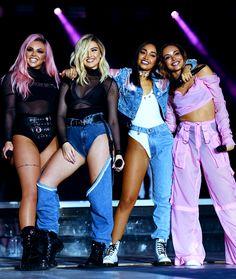 Little Mix at capital summertime ball