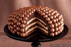 Chocolate Decorate cake