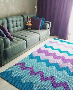 New Crochet Doilies Modern Decor 36 Ideas Crochet Doily Rug, Crochet Carpet, Tapestry Crochet, Crochet Home, Crochet Yarn, Crochet Patterns, Handmade Home, Handmade Rugs, Diy Carpet