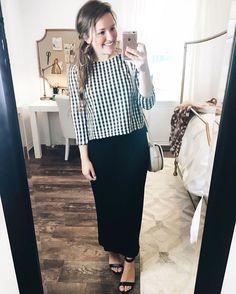 The skirt #casualskirtmodest
