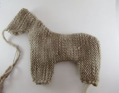 """""""I've had a few lovely knitters ask me to post a tutorial on how to stuff and shape my knitted toys, so I have put together a step by step tutorial with plenty of photos to guide anyone through the finishing process of making a knitted animal. This particular toy that I am working with …"""""""