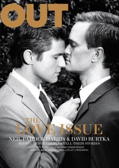 Neil Patrick Harris and David Burtka. Beautiful pictures and a really great article in Out Magazine that demonstrates the kind of loving relationship all couples (gay or straight) should strive for. pretty-people-in-b-w David Burtka, David Boreanaz, Neil Patrick Harris, Gay Couple, Couple Posing, Out Magazine, Magazine Covers, Digital Magazine, Engagement Stories