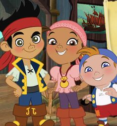 Jake and the neverland pirate image