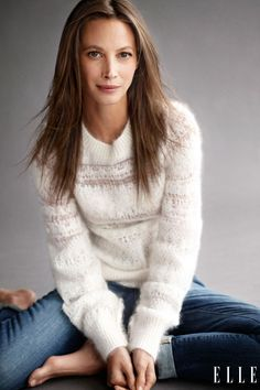 Christy Turlington Burns: 'I Don't Want to Look Younger Than I Am'