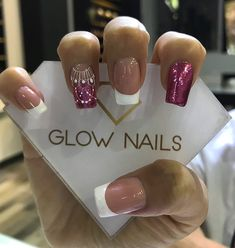 📍POBLADO 📲 3013986037 📍TERRACINA 📲3214931744‬ #nailsart #uñas  #naildesign #medellin #uñasacrilicas #nails Dope Nails, Bling Nails, Swag Nails, Fun Nails, Pretty Nails, Glow Nails, Shellac Nails, Acrylic Nails, Butterfly Nail Art