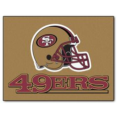 Show your 49er pride and add the San Francisco colors to your Man Cave, Game Room or tailgating party with the San Francisco 49ers All Star Mat by FanMats. Proudly made in the U.S.A. with 100% nylon c
