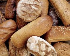 Klikk her for gode, grove brød Korn, Sweet Potato, Potatoes, Bread, Vegetables, Potato, Brot, Vegetable Recipes, Baking