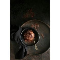 Cocoa Mousse-a-Cotta … deep, dark, indulgent dessert experiment Link in profile  #dessert #chocolate #rustic #cocoa #food #glutenfree #mousse #nobake #protinex #rustic #eater #somethingmissing #experimentsinfood #feedfeed #foodstyling #PAB #foodphotography #f52grams #heresmyfood #foodblogfeed