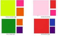 Fashion Tip - How To Colorblock