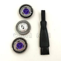[Visit to Buy] 3Pcs/lot New Replacement Shaver Head For Philips Norelco HQ HS HP Series HQ3 HQ4 HQ56 HQ55 HQ300 HQ6 HQ916 Razor Free Shipping #Advertisement
