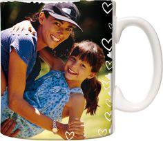 Tazas personalizadas con foto. Haz tu desayuno más divertido con una taza Hofmann
