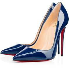 Christian Louboutin So Kate ($675) ❤ liked on Polyvore featuring shoes, pumps, christian louboutin, louboutin and espadon