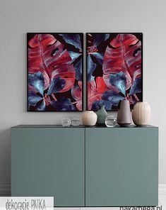 Abstrakcja - Komplet Grafik - 2 sztuki - malarstwo - Pakamera.pl Painting, Art, Art Background, Painting Art, Kunst, Gcse Art, Paintings, Painted Canvas, Art Education Resources