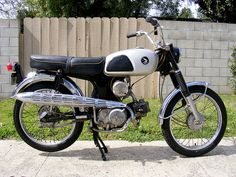 Honda CL90 1967