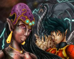 Concepto fantasìa y ciencia ficciòn Princess Zelda, Fictional Characters, Concept Art, Concept, Science, Fantasy Characters