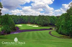 $25 for 18 Holes with Cart at The Creek Course at Carolina Trace Country Club in Sanford near Southern Pines ($70 Value. Expires November 1, 2015!)  Click here for more info: https://www.groupgolfer.com/redirect.php?link=1sqvpK3PxYtkZGdlbHuk