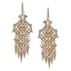 Earrings by Stephen Webster