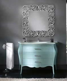 7 best MOBILI BAGNO SHABBY CHIC images on Pinterest | Shabby chic ...