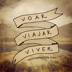 .@Levo na Mochila | #levonamochila #inspiracao #viagem #travel #live