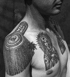 cnyck: Russian Criminal Tattoos