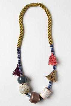 Object & Totem Necklace